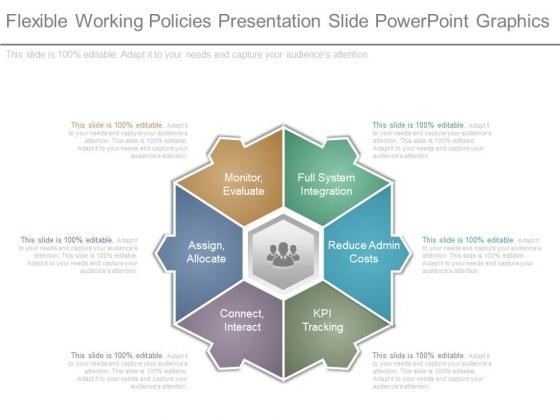 Flexible Working Policies Presentation Slide Powerpoint Graphics