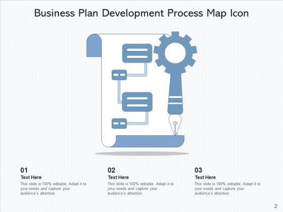 Flow_Chart_Icon_Strategy_Development_Ppt_PowerPoint_Presentation_Complete_Deck_Slide_2
