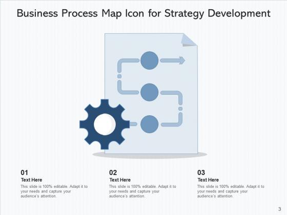 Flow_Chart_Icon_Strategy_Development_Ppt_PowerPoint_Presentation_Complete_Deck_Slide_3