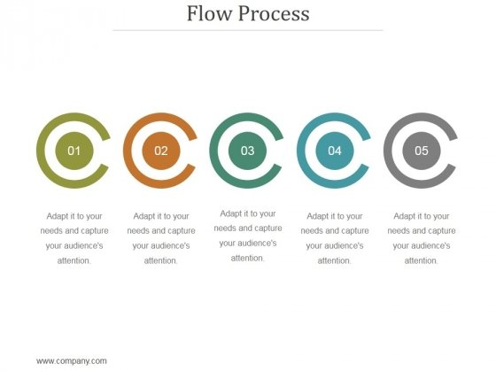 Flow Process Ppt PowerPoint Presentation Templates