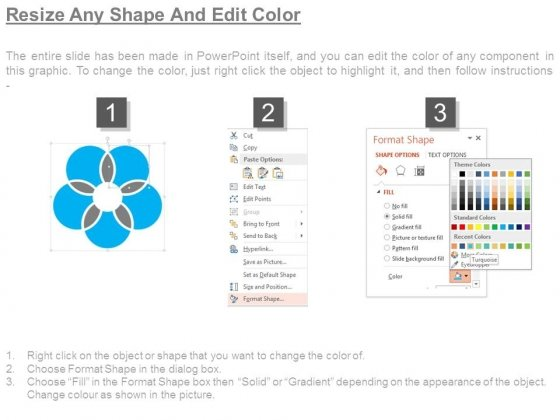 flowchart for project team roles powerpoint slide templates, Modern powerpoint