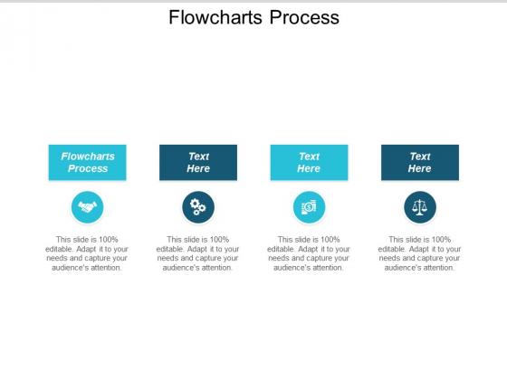Flowcharts Process Ppt PowerPoint Presentation Portfolio Styles Cpb