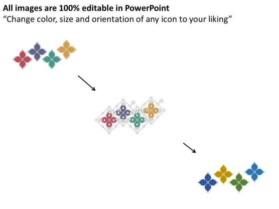 Flower_Diagram_For_Educational_Training_Powerpoint_Template_2