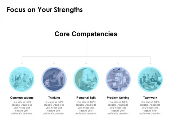 Focus On Your Strengths Ppt PowerPoint Presentation Icon Professional