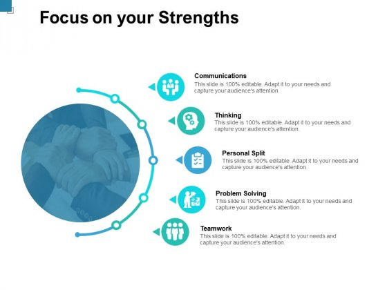 Focus On Your Strengths Ppt PowerPoint Presentation Show Template