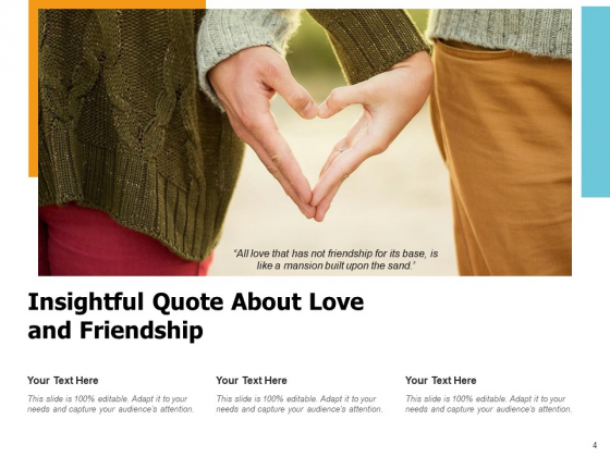 Fondness_Heart_Symbol_Insightful_Quote_Ppt_PowerPoint_Presentation_Complete_Deck_Slide_4