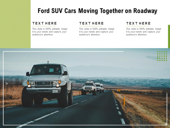 Ford_Vehicle_Ford_Car_Swim_Board_Ppt_PowerPoint_Presentation_Complete_Deck_Slide_6