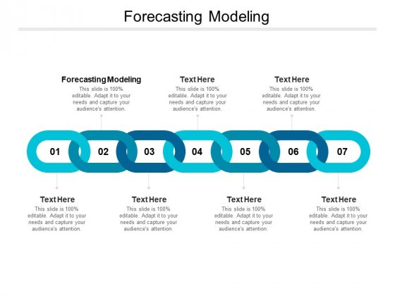 Forecasting Modeling Ppt PowerPoint Presentation File Styles Cpb