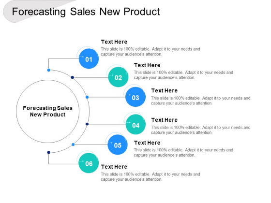 Forecasting Sales New Product Ppt PowerPoint Presentation Slides Download Cpb