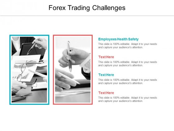 Forex Trading Challenges Ppt PowerPoint Presentation Portfolio Visual Aids Cpb Pdf