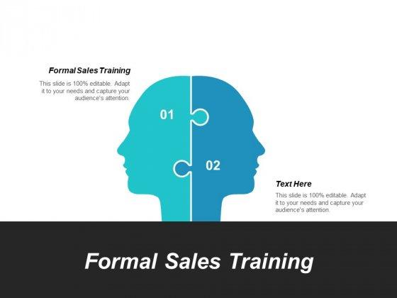 Formal Sales Training Ppt PowerPoint Presentation Ideas Skills Cpb