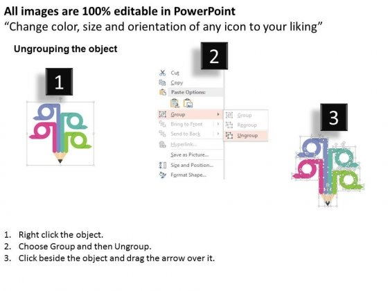 Four_Circle_Pencil_Tags_With_Icons_Diagram_Powerpoint_Template_2