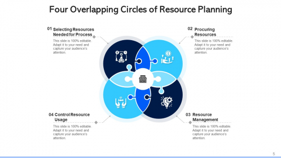 Four_Conjoining_Circles_Training_Development_Ppt_PowerPoint_Presentation_Complete_Deck_With_Slides_Slide_5
