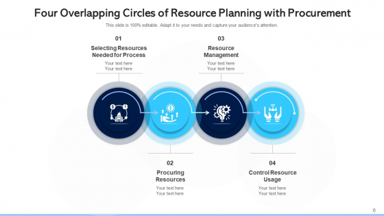 Four_Conjoining_Circles_Training_Development_Ppt_PowerPoint_Presentation_Complete_Deck_With_Slides_Slide_6