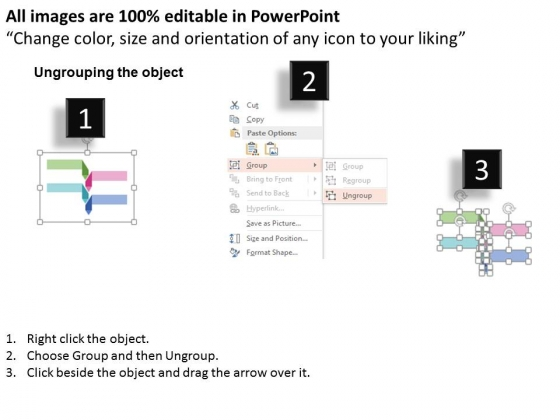 Four_Folded_Tags_For_Target_Achievement_Powerpoint_Templates_2