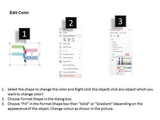 Four_Folded_Tags_For_Target_Achievement_Powerpoint_Templates_3