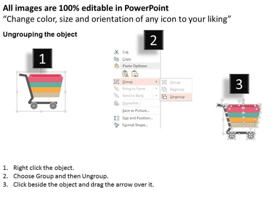 Four_Icons_With_Shopping_Cart_Design_Powerpoint_Template_2