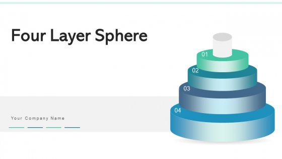 Four Layer Sphere Planning Decision Making Ppt PowerPoint Presentation Complete Deck With Slides