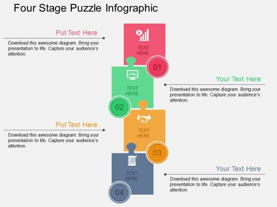 Four_Stage_Puzzle_Infographic_Powerpoint_Templates_1