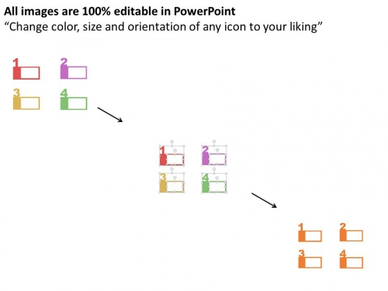 Four_Staged_Numeric_Tags_For_Data_Representation_Powerpoint_Template_2