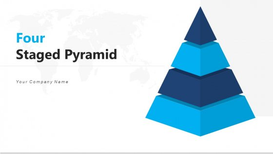 Four Staged Pyramid Financial Monitoring Ppt PowerPoint Presentation Complete Deck With Slides