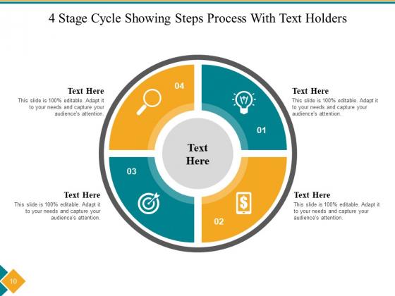 Four_Step_Cycle_Process_Arrows_Squares_Ppt_PowerPoint_Presentation_Complete_Deck_Slide_10