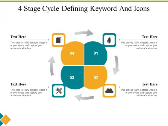 Four_Step_Cycle_Process_Arrows_Squares_Ppt_PowerPoint_Presentation_Complete_Deck_Slide_4