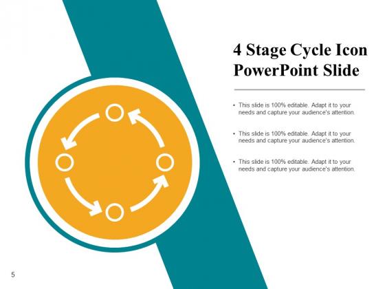 Four_Step_Cycle_Process_Arrows_Squares_Ppt_PowerPoint_Presentation_Complete_Deck_Slide_5