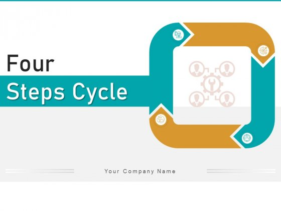 Four Steps Cycle Process Employee Ppt PowerPoint Presentation Complete Deck