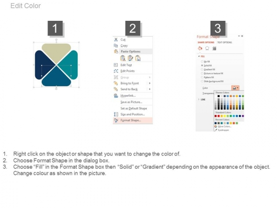 Four_Steps_Matrix_Diagram_For_Project_Report_Powerpoint_Template_2