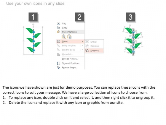 Four_Steps_Plant_Business_Growth_Chart_Powerpoint_Template_3