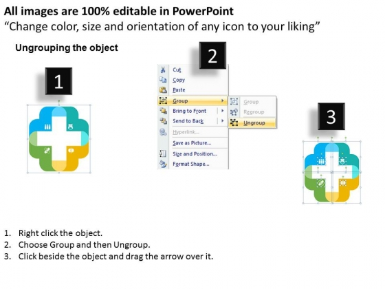 Four_Tags_With_Medical_And_Healthcare_Icons_Powerpoint_Templates_2