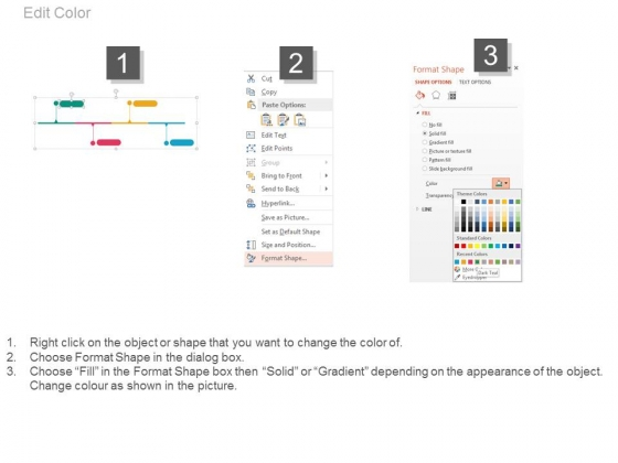 Four_Years_Tags_Timeline_Diagram_Powerpoint_Slides_4