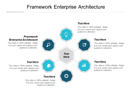 Framework Enterprise Architecture Ppt PowerPoint Presentation Summary Inspiration Cpb
