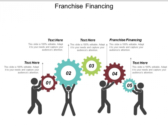 Franchise Financing Ppt Powerpoint Presentation Slides Sample Cpb