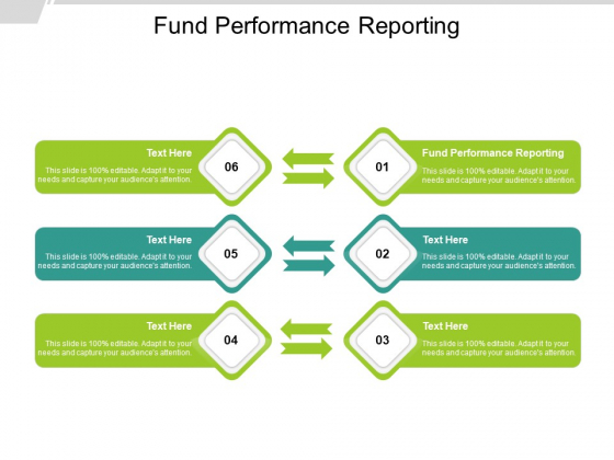 Fund Performance Reporting Ppt PowerPoint Presentation Inspiration Graphics Cpb