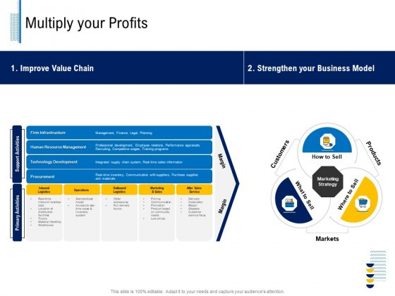 Fundamentals Of Business Organization Multiply Your Profits Ppt Outline Picture PDF