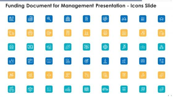 Funding Document Management Presentation Icons Slide Inspiration PDF