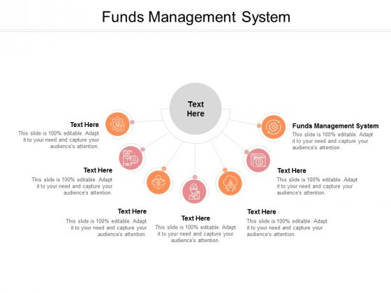Funds Management System Ppt PowerPoint Presentation Styles Smartart Cpb