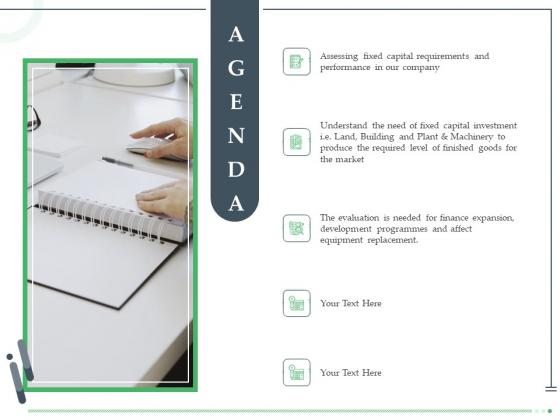 Funds Requisite Evaluation Agenda Demonstration PDF