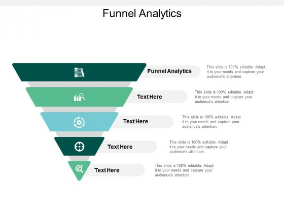 Funnel Analytics Ppt PowerPoint Presentation Infographic Template Templates Cpb