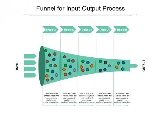 Funnel_For_Input_Output_Process_Ppt_PowerPoint_Presentation_Pictures_Grid_PDF_Slide_1