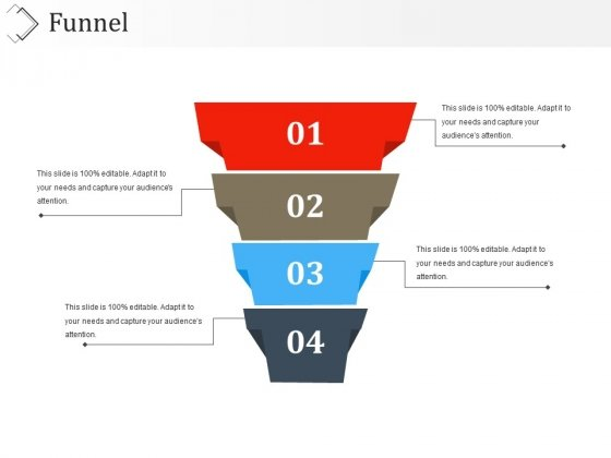 funnel ppt powerpoint presentation inspiration design inspiration