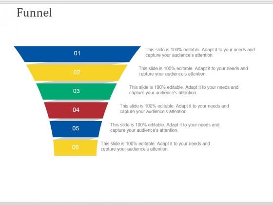 Funnel Ppt PowerPoint Presentation Outline Slides
