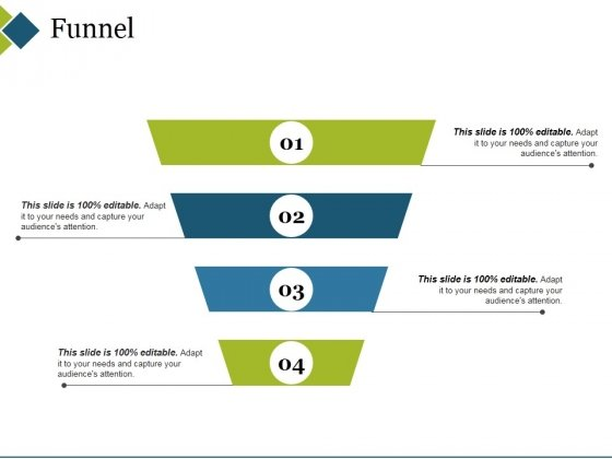 Funnel Ppt PowerPoint Presentation Outline Visual Aids