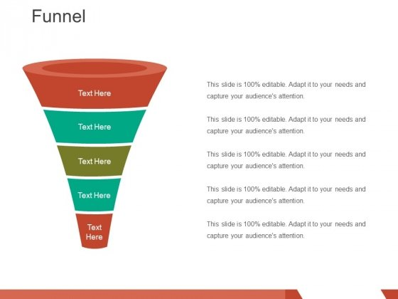 funnel ppt powerpoint presentation summary influencers