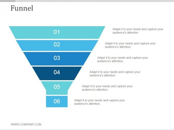 Funnel Ppt PowerPoint Presentation Template