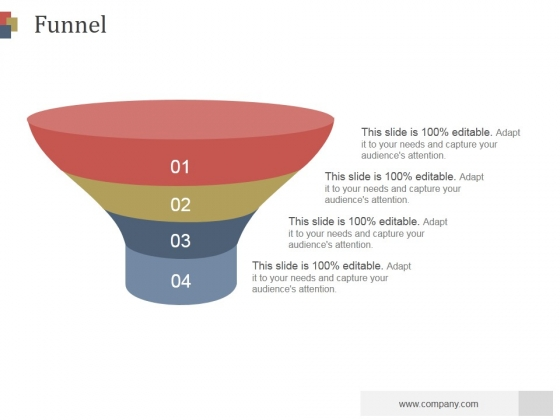 Funnel Ppt PowerPoint Presentation Visual Aids