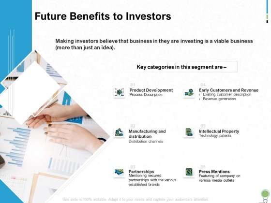 Future Benefits To Investors Ppt PowerPoint Presentation Portfolio Outline