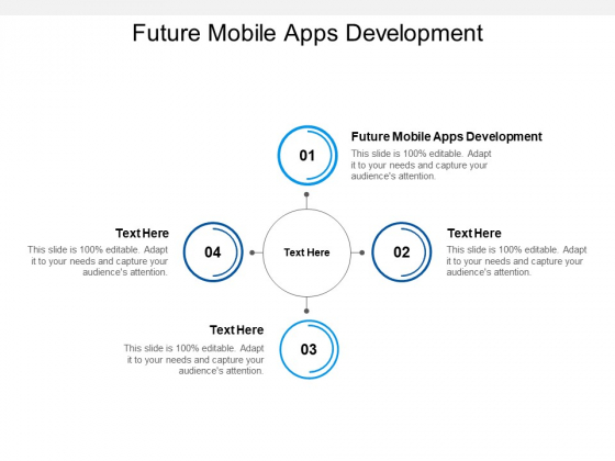 Future Mobile Apps Development Ppt PowerPoint Presentation Show Graphics Example Cpb